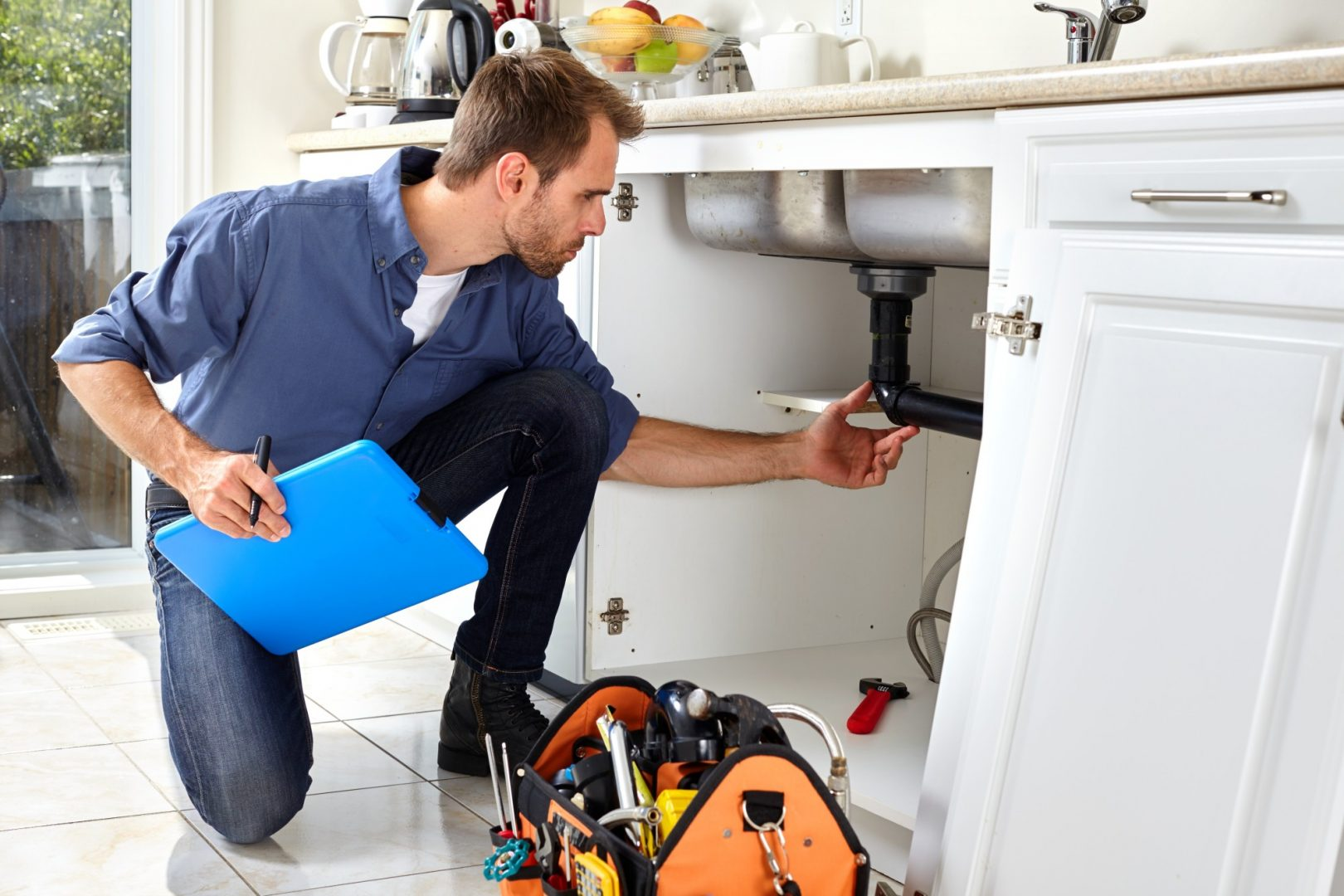 Emergency Plumber in Daly City